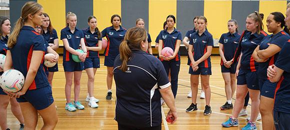 netball victoria sports development program
